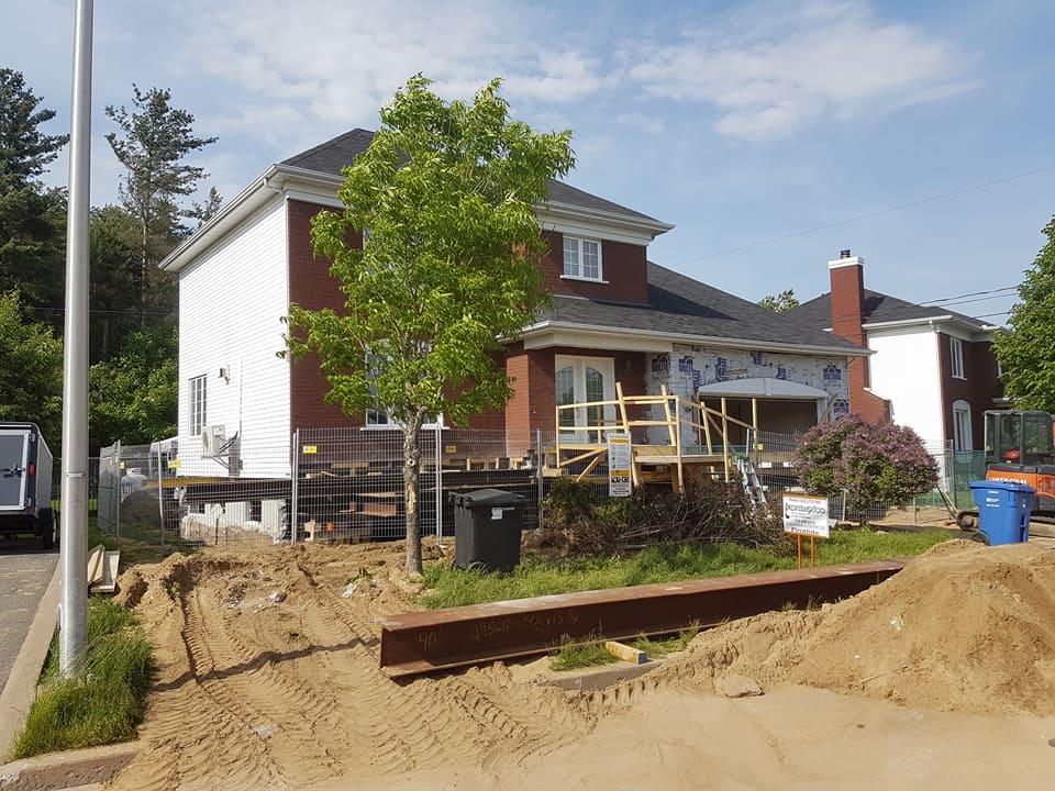 entrepreneur en excavation Trois-Rivières